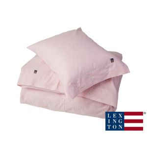 Authentic Pin Point Oxford, pink/white