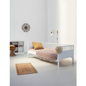 Oliver's Bettsofa Seaside Collection , weiss