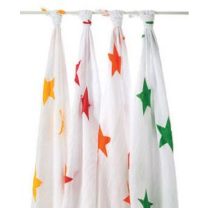 Swaddle super star, 4-pack