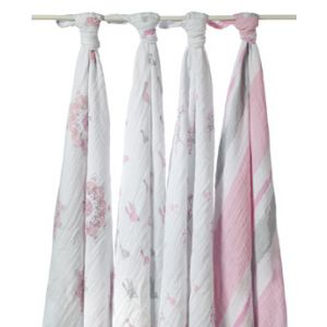 Swaddle for the birds, 4-pack