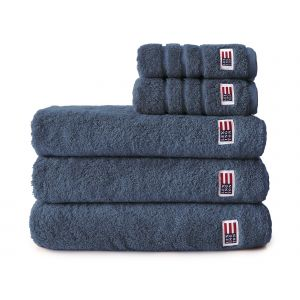 Lexington Original Towel, denim blue