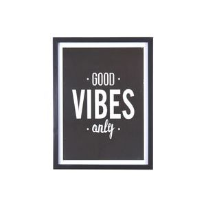 "Bild "" good vibes only """