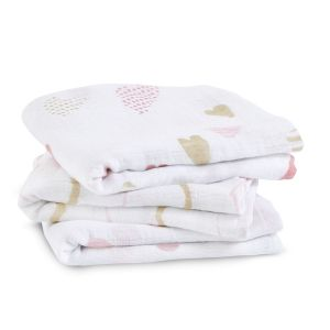 "Classic musy Swaddle 3 - Pack "" heartbreaker """