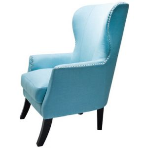 Sessel Vegas Light Blue