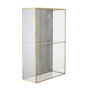 Lia Kabinett, Gold, Glas