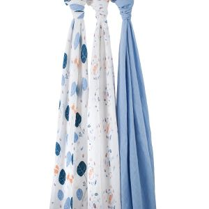 Swaddle into the woods 3- pack