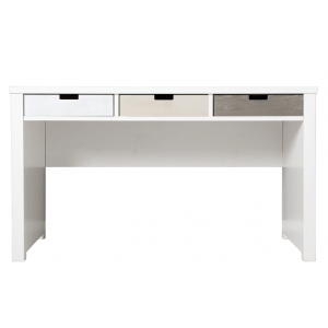 "BOPITA ""Basic Wood Collection"" Schreibtisch /white wash"