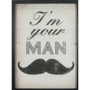 "Bild ""I´am your man"""