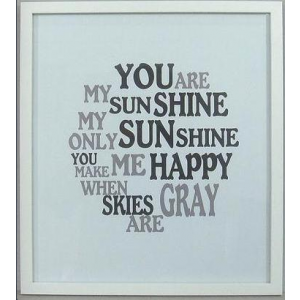 "Bild ""You are my sunshine"""