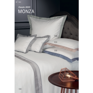 "Maco-brocade-satin bed linen ""Monza"""