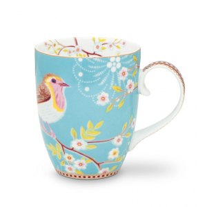 PiP Floral Early bird Tasse groß