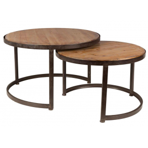 Coffee Table Set Jack