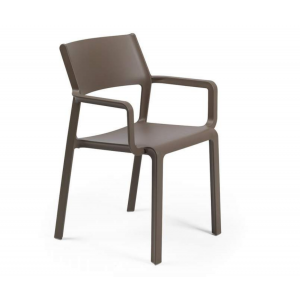 Trill Armchair-tabacco