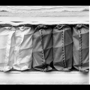Taschenfederkernmatratze 3 Dichten - Extra Soft