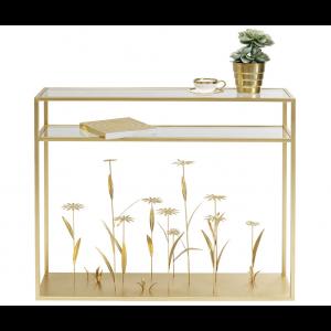 Konsole Flower Meadow Gold