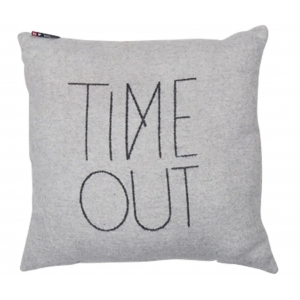 "SILVRETTA Kissen ""time out"""