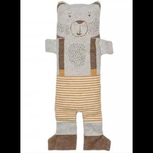 """Puppe mit integrierter Decke """"Bär"""""""