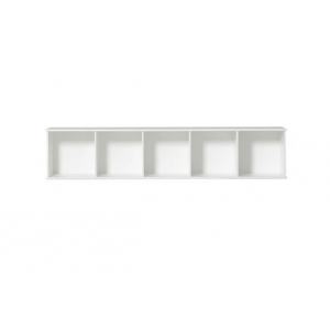Wood Regal horizontal 5x1 zum Aufhängen
