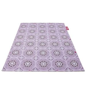 "Non-Flying Carpet ""Casablanca Purple"" 180x140cm"