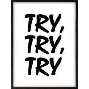 """Bild """" TRY TRY TRY """""""