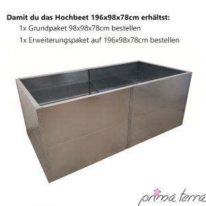 """Hochbeet Bausätze """"Simplex"""""""