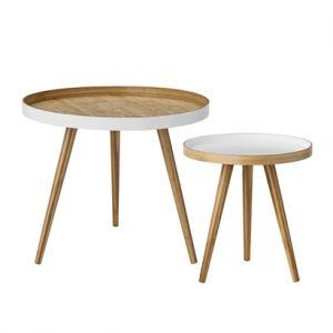 Tisch - Set Cappuccino