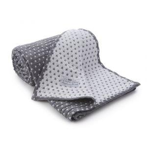 Icons Star Bedspread Medium Gray