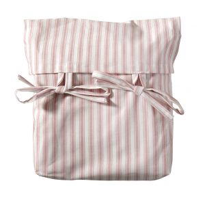 Oliver´s Vorhang rosa Streifen