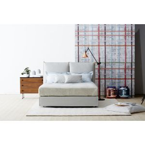 "Pure Bed ""Some Day"" Oleg-1120-grey"